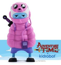 TOYSREVIL: Adventure Time toy exclusives for San Diego Comic Con from Kidrobot