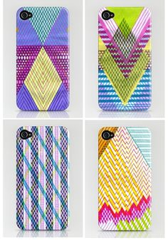 I don't have an iPhone, but if I ever do... By society 6