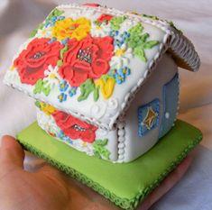 Делаем пряничные домики: зимний и летний. Часть 2 - Ярмарка Мастеров - ручная работа, handmade