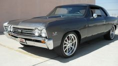 1967 Chevrolet Chevelle SS 454 Pro Touring