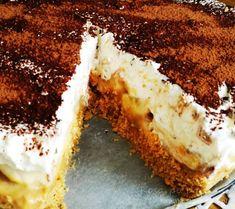 Ciasto bananowe Banoffee