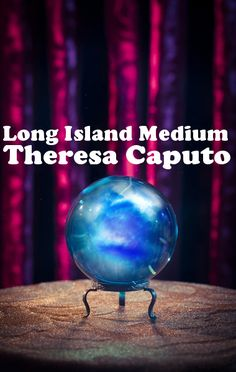 Theresa Caputo was a guest on The Talk to preview the new Long Island Medium season 4 and demonstrate her uncontrollable gift to communicate with the dead.