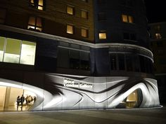 Roca gallery in London by Zaha Hadid architects