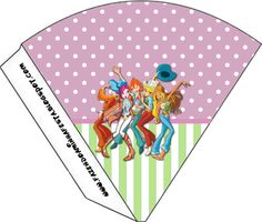 Winx Free Party Printables. | Oh My Fiesta! in english
