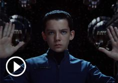 Watch: 'Ender's Game' Releases First Trailer