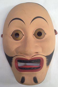 Japanese Terracotta #Mask http://www.japanstuff.biz