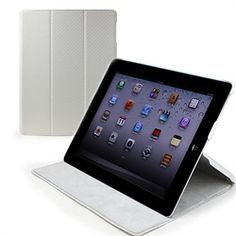 Introducing MiniSuit's newest Microfiber Slim Jacket Case for The New iPad 3 (iPad 3rd Generation). This 2-in-1 case and cover is a smart combination of two qualities: 1) the durable scratch resistant case itself offers distinct style and ultimate p