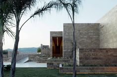 TOP 10 hotels and resorts of 2014 designboom Emre Arolat arhcitects Yalikavak Palmarina