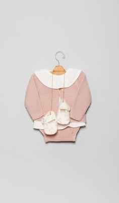 Conjuntos para bebé en la Tienda Online Nícoli Nicoli L1701036-bb Bebe