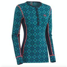 Blå Kari Traa Rose Ull-trøye alternativ