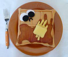 Waffle Plushie