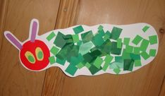 14.03.13 - the very hungry caterpillar