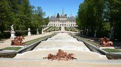 La Granja de San Ildefonso, Segovia  #CastillayLeon #Spain