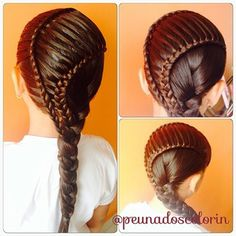 peinadoscolorin's Instagram photos | Pinsta.me - Explore All Instagram Onlinebraid