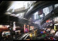 futuristic cities tutorial by neisbeis.deviantart.com on @deviantART