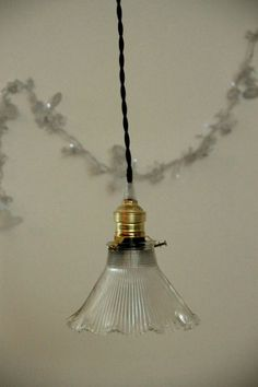 Ancienne tr s grosse lampe applique plafonnier globe for Grosse suspension luminaire