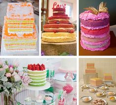 EAT MORE CAKE: Naked Cakes - Parte 2!