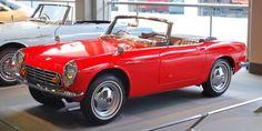 1963 Honda S500