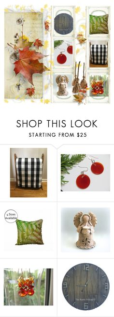 """""""Happy Thanksgiving"""" by belladonnasjoy ❤ liked on Polyvore featuring modern, rustic and vintage"""