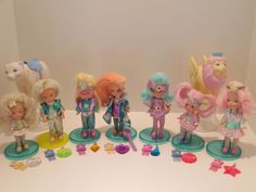 Hasbro Moon Dreamers (1989) My Childhood Memories, Childhood Toys, 80s Characters, Lion, 1980s Toys, 80s Kids, Polly Pocket, Barbie Furniture, Ol Days