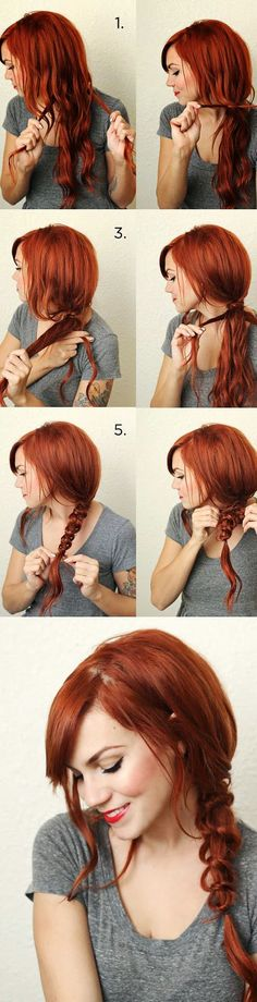 How to Chic: KNOT BRAID - TUTORIAL