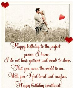 Romantic Birthday Wishes For Husband (Happy Birthday Wishes For Husband on cake) Happy Birthday Husband Romantic, Romantic Birthday Quotes, Happy Birthday Love Quotes, Birthday Quotes For Girlfriend, Birthday Message For Husband, Beautiful Birthday Wishes, Wishes For Husband, Birthday Wishes For Girlfriend, Birthday Wishes Quotes
