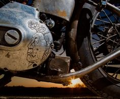 Cafe racer Motorcycle cult