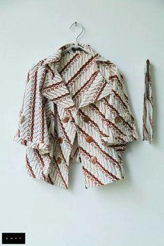Batik Indonesia jacket