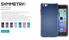 Are you considering one of these OtterBox iPhone 6 Plus cases?