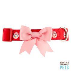 Martha Stewart Pets® Holiday Penguin Bow Dog Collar  - PetSmart