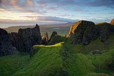 The Table, Isle of Skye, Scotland