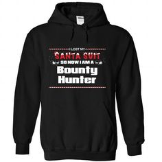 BOUNTY-HUNTER-the-awesome - #vintage tee #tee aufbewahrung. CHECK PRICE => https://www.sunfrog.com/LifeStyle/BOUNTY-HUNTER-the-awesome-Black-Hoodie.html?68278