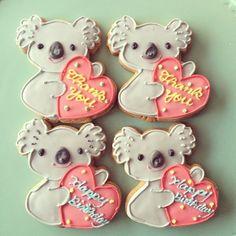 koala cookies♡