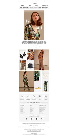 - Email Blasts - Ideas of Email Blasts - Layout Online, Email Layout, Web Layout, Email Marketing Design, Email Design, Marketing Ideas, Business Marketing, Design Design, Online Business