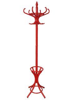 A Loja do Gato Preto | Cabide Paris Vermelho 185 cm #alojadogatopreto
