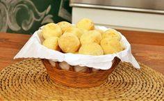 Aprenda a fazer a receita de Pão de Queijo