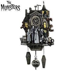 'The Munsters®' Cuckoo Clock
