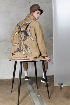 Antonio Marras Spring 2018 Menswear Collection Photos - Vogue