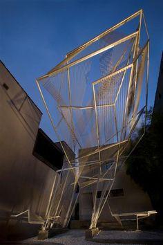 Density Fields - A project by Oyler Wu Collaborative