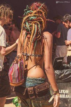• hippie boho indie dreads dreadlocks music festival colorful hair boho chic fest indie girl hippie girl synthetic dreads hippie chic shoulder bags festival clothing dyed dreads hippie bag colorful bags music fest clothing the-moonstone-mask •
