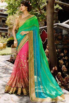 Latest Designer #Saree - Designer Fashion Sarees - Sarees - Women