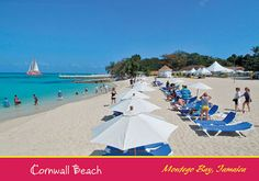 Cornwall Beach Tour Excursion from Montego Bay Hotels/Resorts. - $30.00