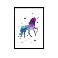 Typography Prints, Quote Prints, Poster Prints, Posters, Unicorn Poster, Unicorn Art, Bird Prints, Wall Art Prints, Animal Prints
