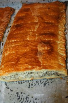 Ruokasurffausta: Lihapiirakka uunissa rahkavoitaikinaan - Peltilihapiirakka Bakery, Food And Drink, Cooking Recipes, Favorite Recipes, House Cafe, Savory Foods, Gourmet, Salty Foods, Chef Recipes