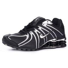 7e512777f714 Top-Rated Nike Shox OZ Black White Men Shoes 1002  55 Nike Shox For