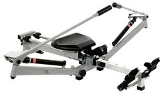 v fit fit start single hydraulic rowing machine complete. Black Bedroom Furniture Sets. Home Design Ideas