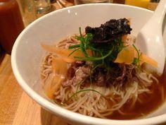beef ramen. what the doctor ordered: momofuku noodle bar. | ginger and salt
