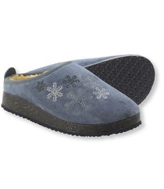 Women's Wicked Good Clogs, Motif: Slippers | Free Shipping at L.L.Bean