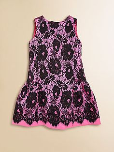Milly Minis Toddler's & Little Girl's To The Nines Dress