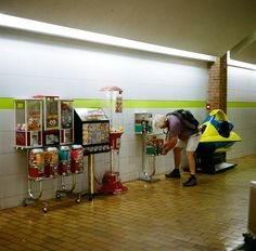 The Eerie, Old-Fashioned Joys of Toronto's Galleria Mall